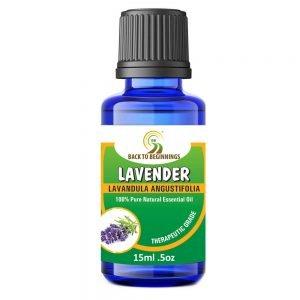 Back To Beginnings Lavender Essential Oil